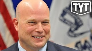 Acting Attorney General Bathes In Donor Money
