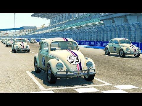 Rally & Racing Crashes #8 - BeamNG DRIVE