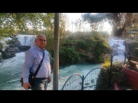Honer Nazhat, Trip to Berdan River & Tarsus Waterfall (شلالات ترسوس), Tarsus, Mersin   Turkey