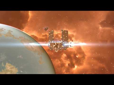 Auga Keepstar Explosion