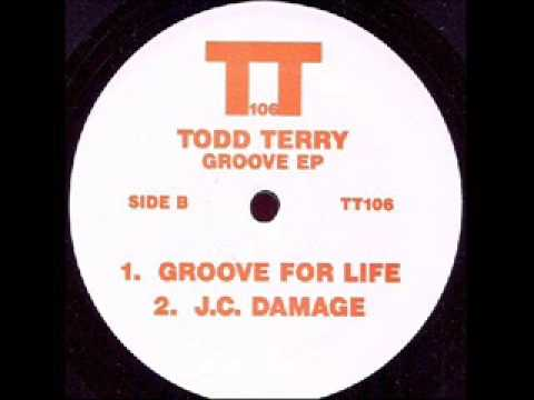 todd terry - groove for life