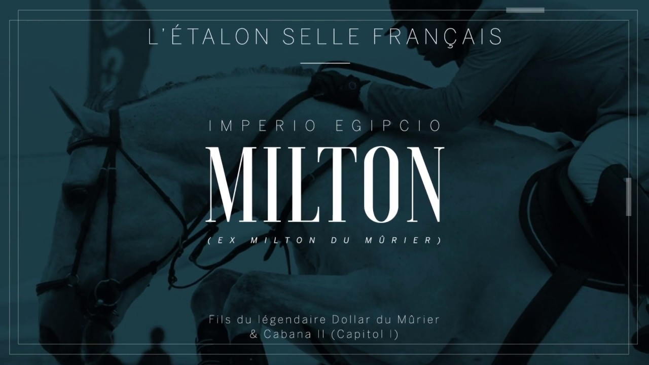Imperio Egipcio Milton