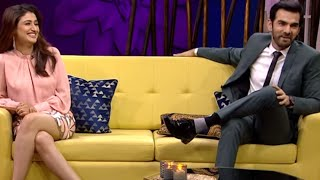 Juzz Baatt - Ragini Khanna, Karan Grover Hindi Zee Tv Serial Talk Show Rajeev Khandelwal | Ep - 18