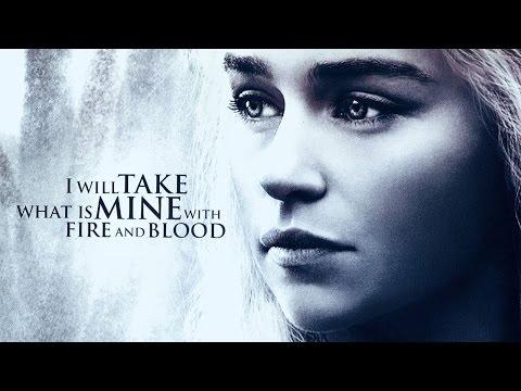 Game of Thrones  Daenerys Targaryens Theme Soundtrack