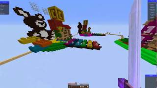 Minecraft Hack EggWars Fly,Bowboot,killaura