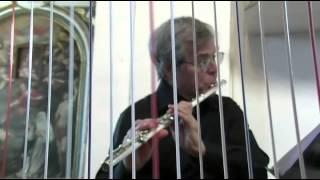 Shenandoah for Flute and Harp