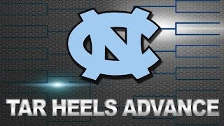 North Carolina Survives With 79-77 Win Over Providence | 2014 NCAA Tournament