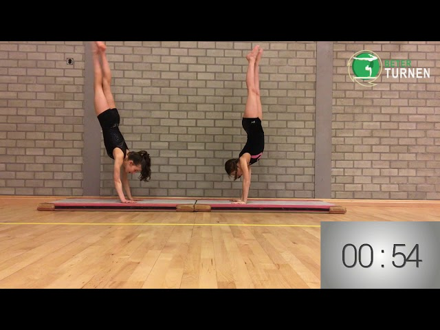 Cardio Core Challenge Beter Turnen Workout Dag 10
