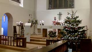 Midnight Mass from St Lawrence Eastcote