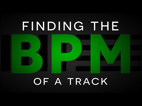 Ableton Tutorial: Finding The BPM Of A Track/Loop With Ableton