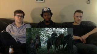"Game of Thrones Season 3 Episode 4 Reaction ""And Now His Watch is Ended"" S03 E04"