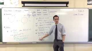 Working with Functions (2 of 2: Substituting Variables)