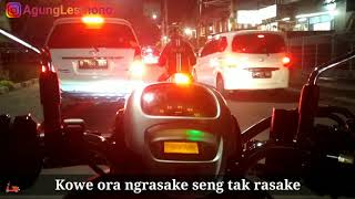 Download lagu Tibo mburi Ndarboy genk dengan lirik dan video clip MP3
