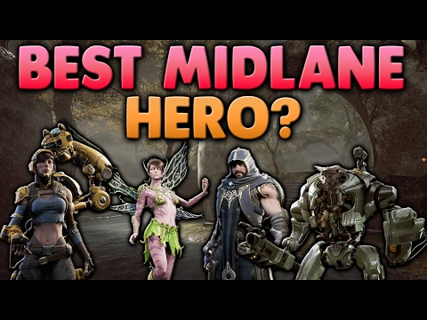 [Paragon] Who Is The Best Midlane Hero?