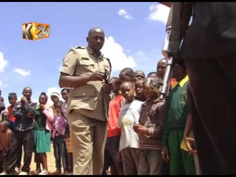Education CS Matiang'i visits Kwale county on the last day of exam