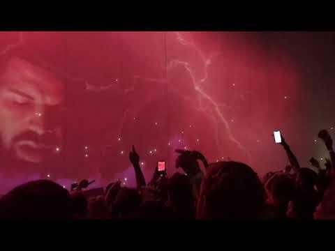 Drake performs Mob Ties in Kansas City for Aubrey & The Three Migos Tour
