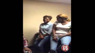 "Leandria Johnson and The Walls Group Sing ""Don"