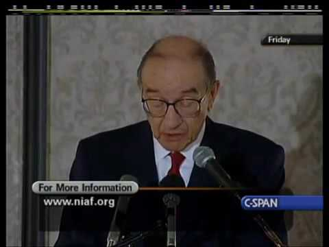 How Do Oil Reserves Work and Affect Fuel Prices? Alan Greenspan on Economics (2004)