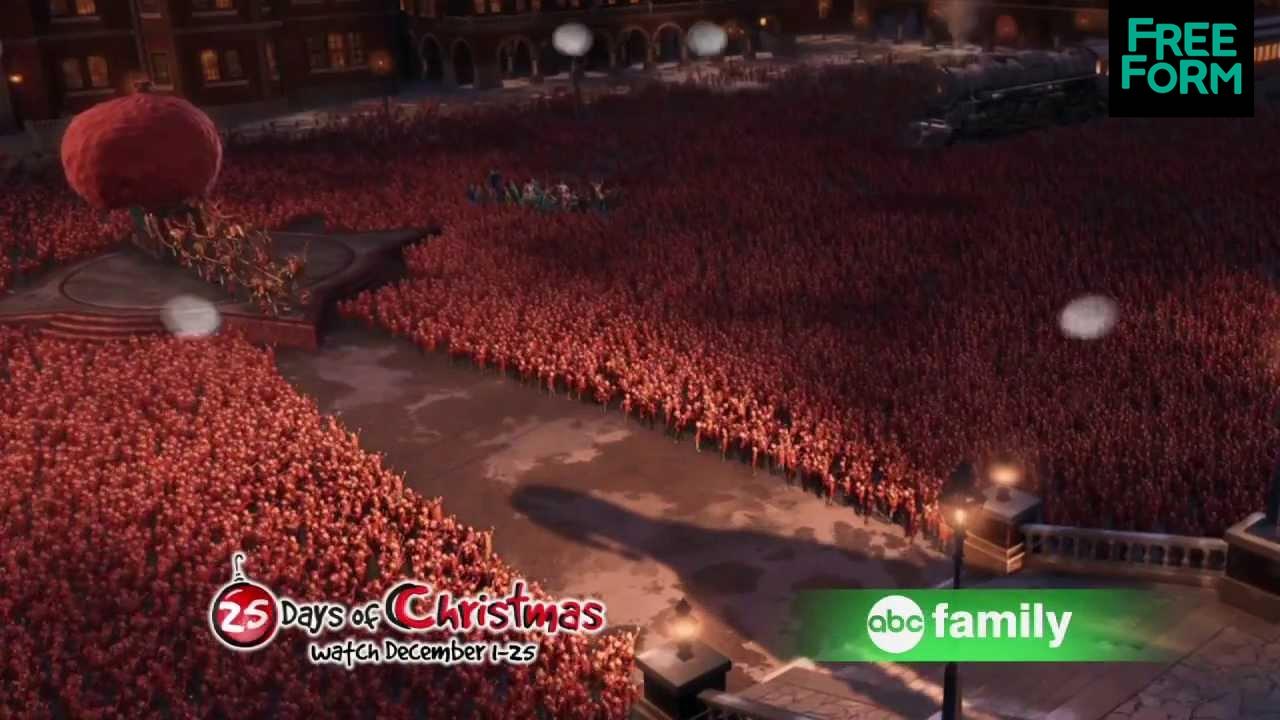 Freeform's 25 Days of Christmas | Freeform - YouTube