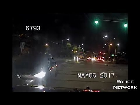 Seattle Cop Hit By Oncoming Driver