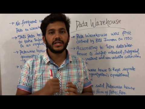 Data Ware House & Mining 1 What Is Data Ware House ? |introduction| Lecture|tutorial|sanjaypathakjec