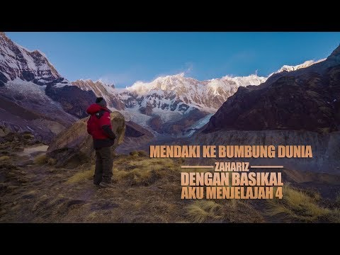 Himalaya By Bicycle (Trailer Malay)