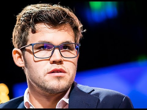 Magnus Carlsen BAITED &TRICKED by France's Top Vachier-Lagrave - Paris Chess Blitz Round 7 2017