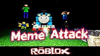 Meme Attack By no_animez [Roblox]