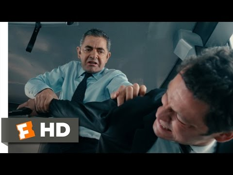 Johnny English Reborn (10/10) Movie CLIP - You Can't Get Away (2011) HD