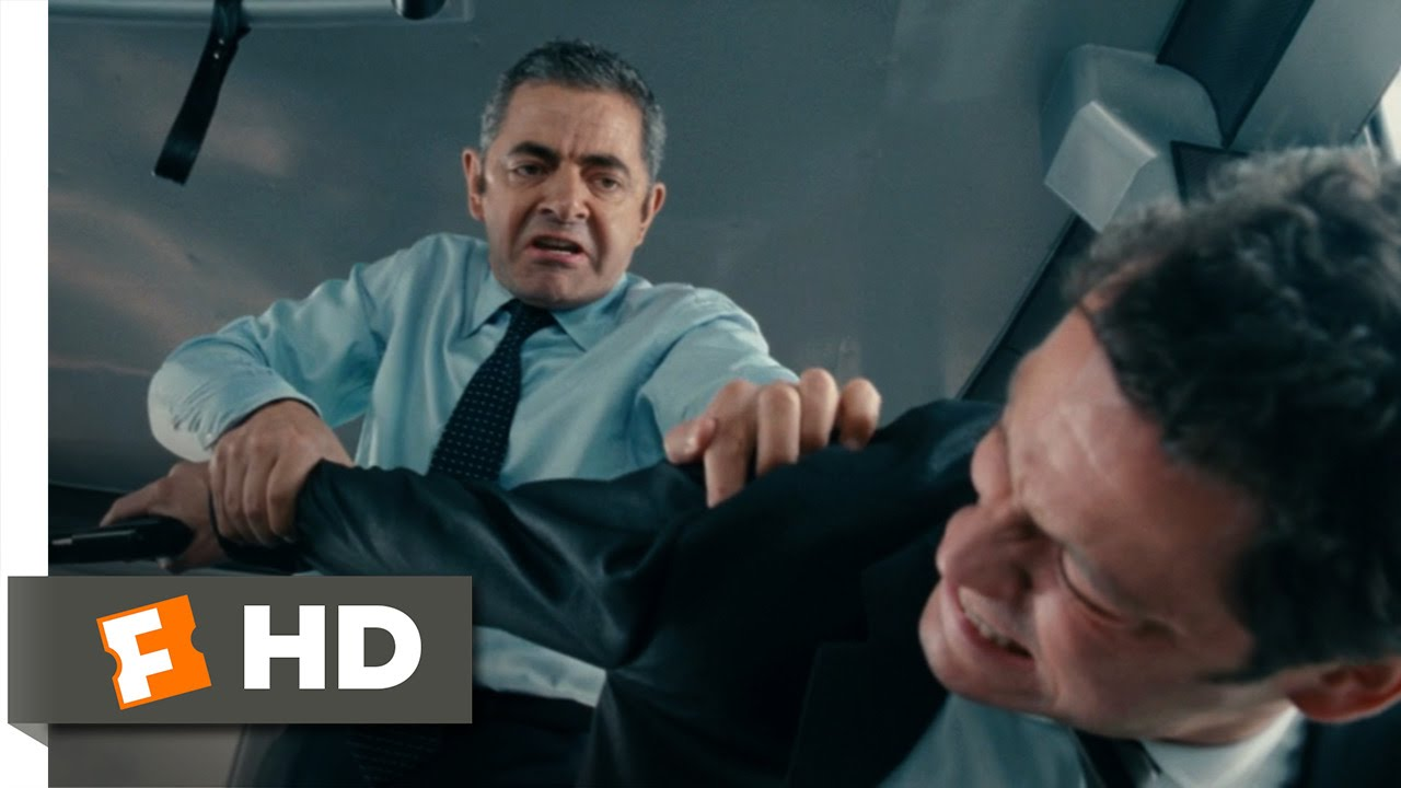 Download Johnny English Reborn (10/10) Movie CLIP - You Can't Get Away (2011) HD