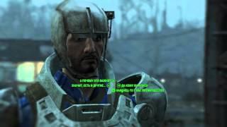 fallout 4 - Решение Проблемы - Ада Пеленгатор