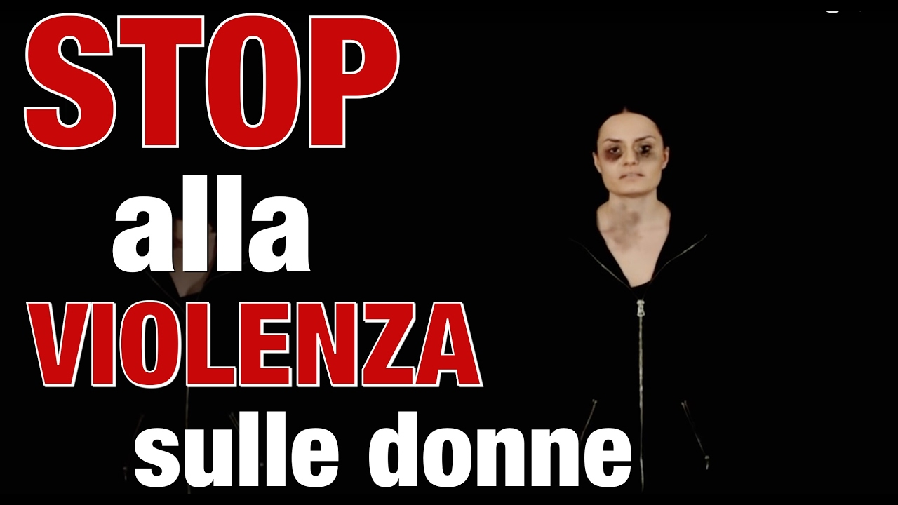 stop alla violenza sulle donne youtube stop violence against women maryna