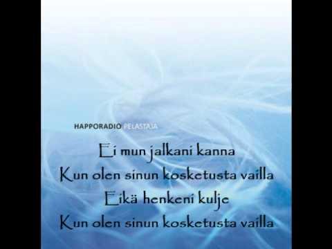 happoradio-pelastaja-lyrics-sanna-anttila