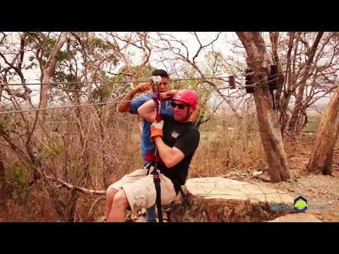 Local Zip-Lining Adventure Video