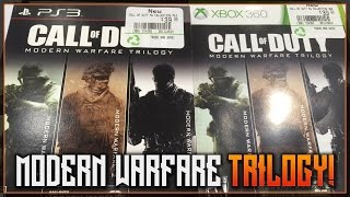 NEW MODERN WARFARE TRILOGY CONFIRMED! - Not Exactly What You May Be Thinking - Modern Warfare Bundle