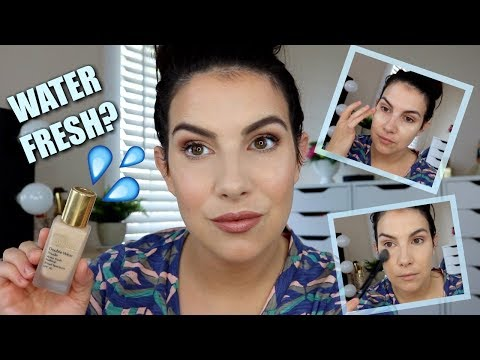 HIT OR MISS? Estee Lauder Water Fresh + My Face Routine