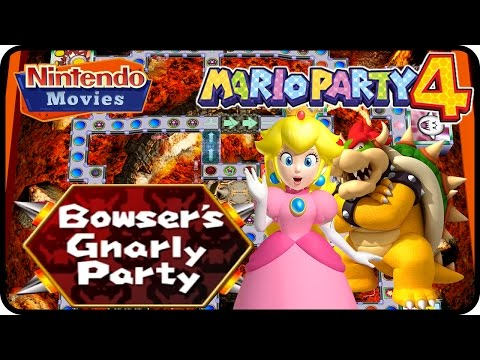 Mario Party 4 - Story Mode - Part 6 - Bowser's Gnarly Party