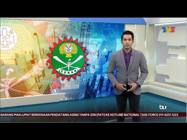 Buletin Utama TV3 28 Disember 2020   Sambutan 55 Tahun PSSCM