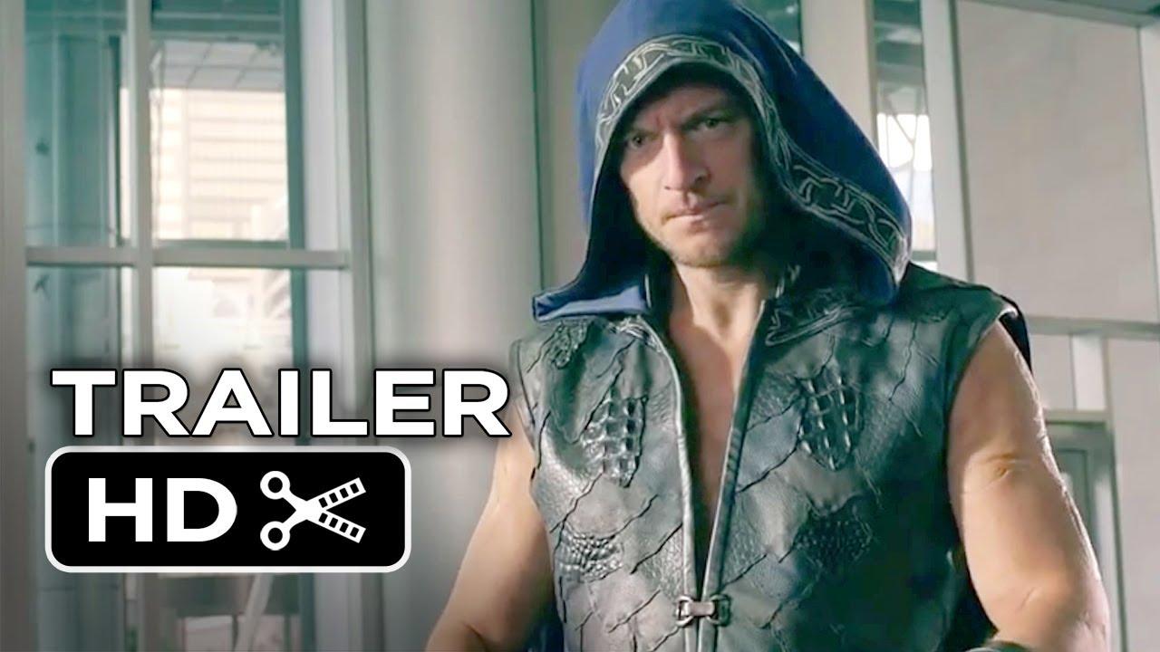 The portal official trailer 2014 tahmoh penikett for Watch balcony short film