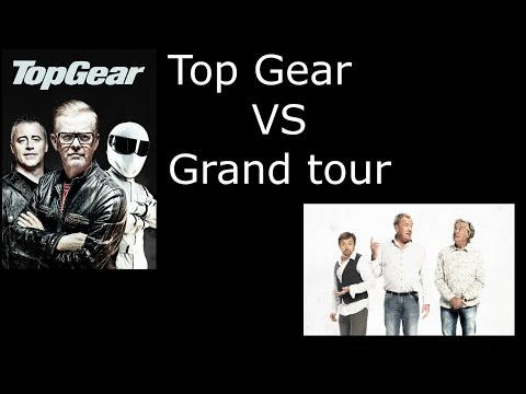 Top Gear Vs Grand Tour - How The Grand Tour is affecting the TopGear..!