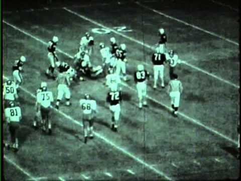 University of Idaho vs. University of Arizona (Football), 11/03/1962