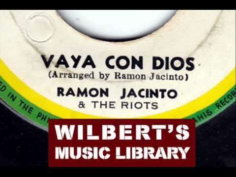 VAYA CON DIOS Instrumental  Ramon Jacinto & The Riots
