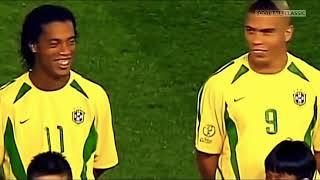 BRAZ L vs GERMANY  All goal and Extended Highlights  Fifa Word Cup 2002 l Trận bóng hay nhất