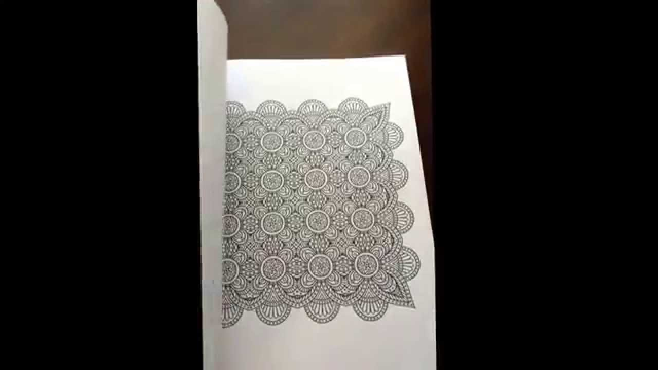 The Worlds Best Mandala Coloring Book By Penny Farthing