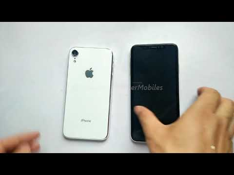 "iPhone 2018 - Leaked 6.1"" and 6.5"" Dummy 2018 Hands-On"