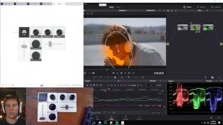 Live Review! Color Grading With Palette Gear!