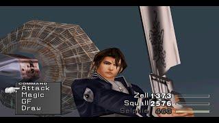 Final Fantasy VIII (PC/Steam) - SeeD Exam w/HD Mods
