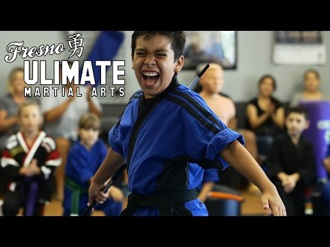 Fresno Ultimate Martial Arts Class Preview 2016