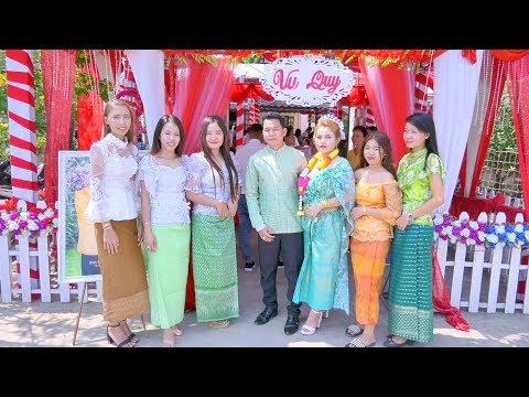 WEDDING TUAN & DUYEN - SOC VO PHUONG 7 - SOC TRANG