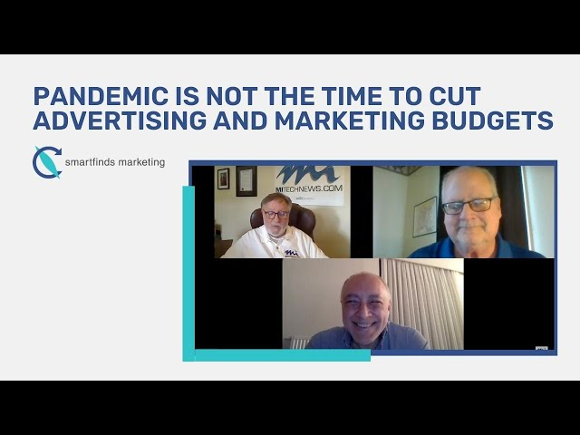 Pandemic Not Time To Cut Advertising, Marketing
